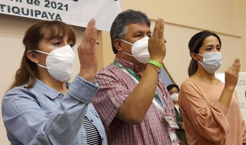 Colegio Médico  de Bolivia declara cuarto intermedio en medidas de presión