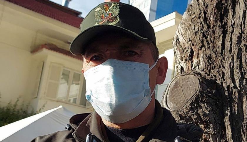 La Paz: Más de 60 arrestados por infringir Auto de Buen Gobierno