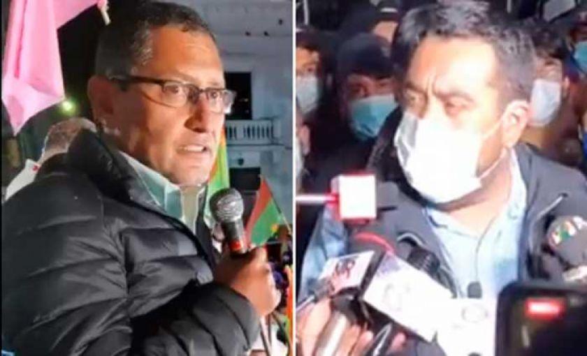Montes y Ruiz se adjudican la victoria en el balotaje en Tarija