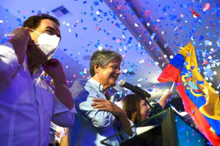 Lasso vence al correísmo y es el presidente electo de un Ecuador en crisis