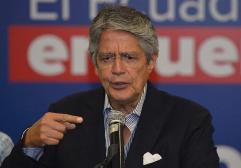 """Lasso anuncia """"un verdadero cambio"""" para Ecuador tras era correísta"""