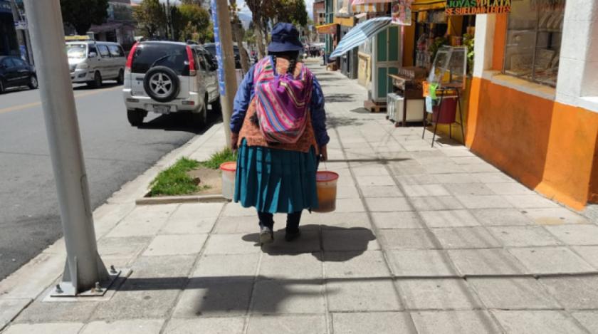 Sedes advierte que escalada de contagios en La Paz puede ser el inicio de una tercera ola