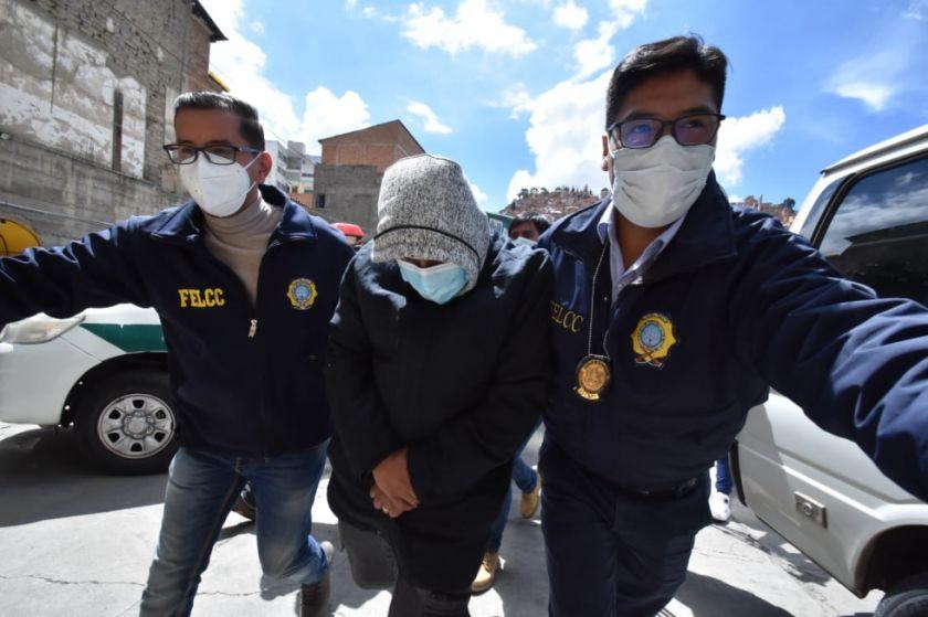 Edwin Characayo dice que el caso fue 'planificado'