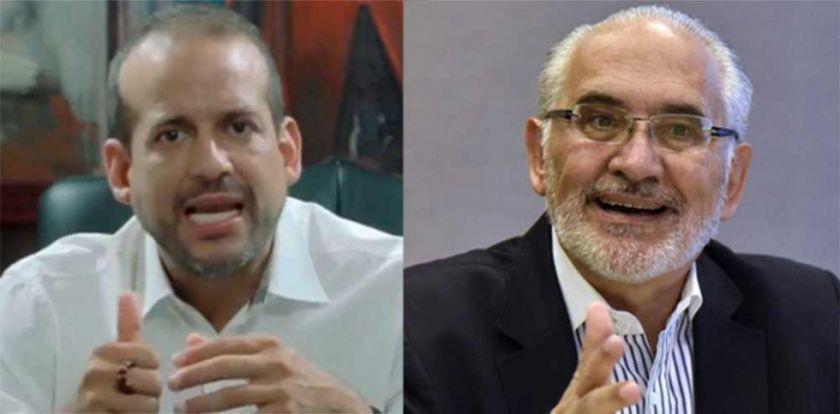 Camacho y Mesa ven que con el caso del exministro Characayo la corrupción volvió al gobierno del MAS