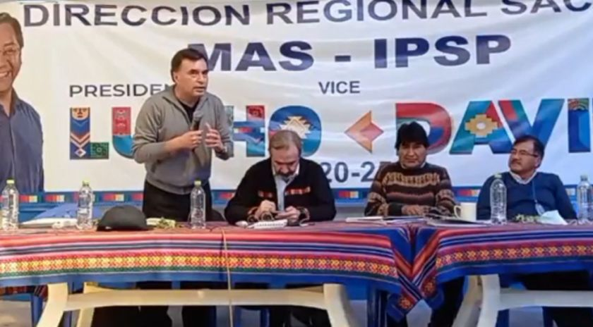 'Pequeño episodio': Quintana relativiza el caso del soborno al ministro Characayo