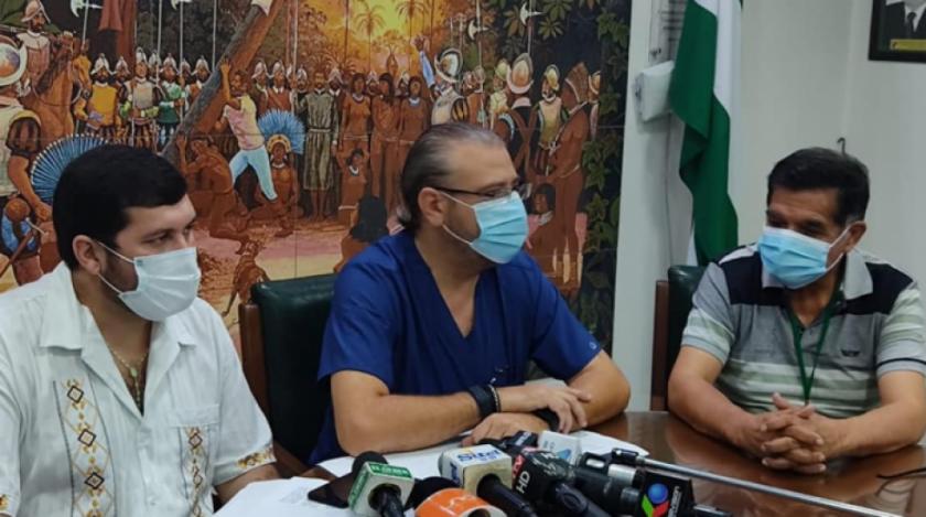 Cívicos cruceños exigen realización del censo el 2021 o que jefes del INE den un paso al costado