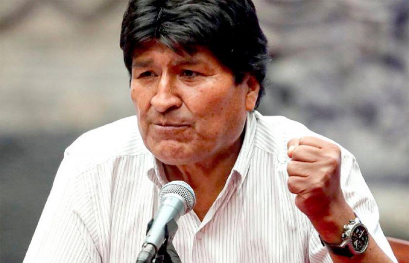 """Morales anuncia freno al """"antievismo"""" dentro el gobierno y purga de renovadores"""