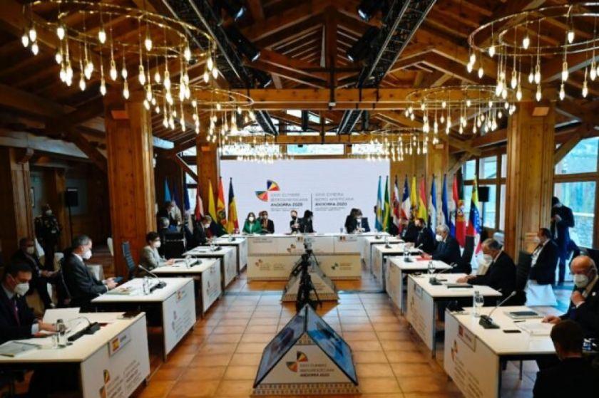 Arranca Cumbre Iberoamericana que busca vacunas para una golpeada región