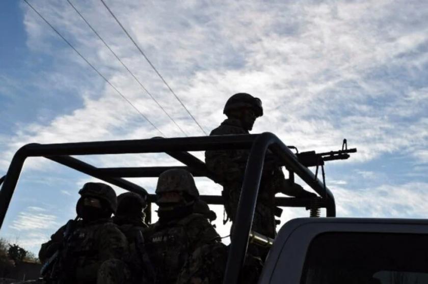 Cárteles mexicanos usan drones cargados con explosivos contra fuerzas de seguridad