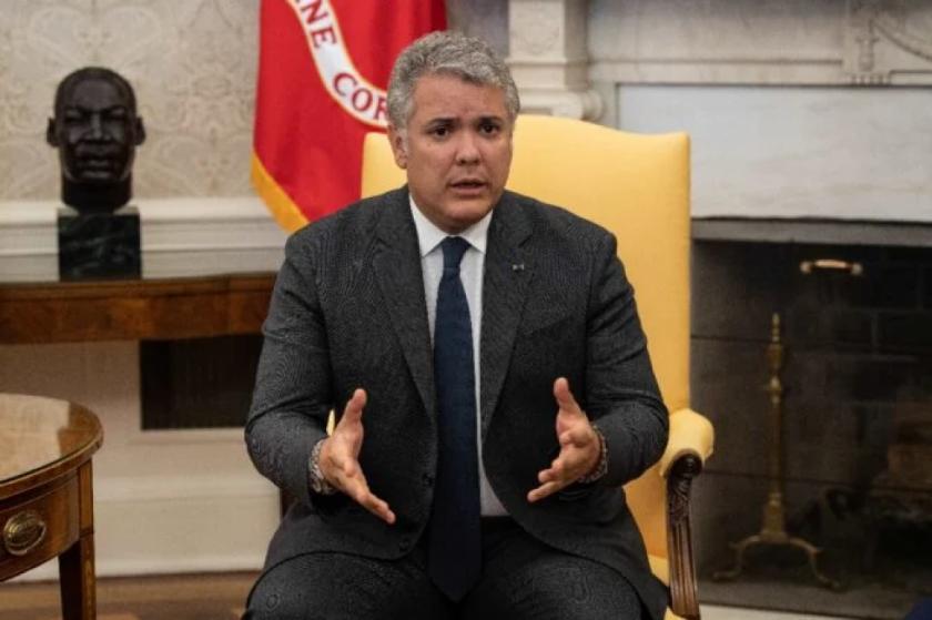 """Colombia pide a Iberoamérica juntar esfuerzos para acabar con """"dictadura"""" en Venezuela"""