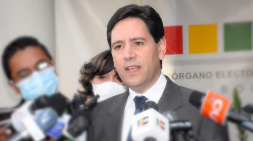 Salvador Romero renuncia al TSE, tras conducir el ciclo electoral tras protestas de 2019