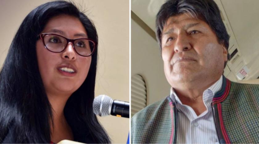 Exsenador revela que Copa asumió la presidencia del Senado con la aprobación de Evo Morales