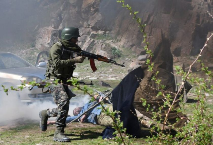 Kirguistán informa de 13 muertos en combates con Tayikistán