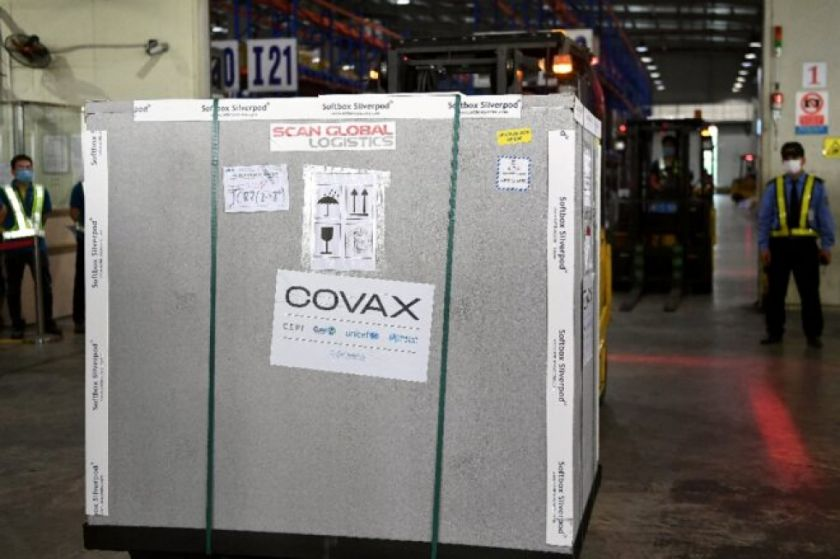 Covax firma un acuerdo con Moderna por 500 millones de dosis de su vacuna anticovid