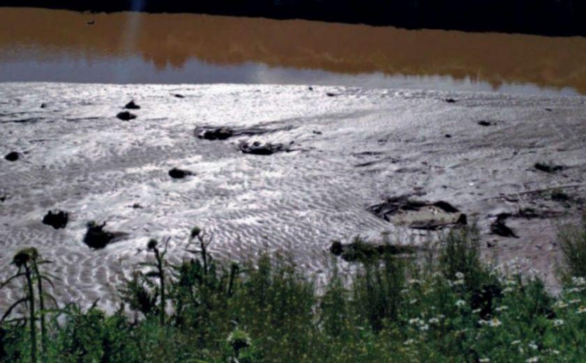 Un estudio establece que la contaminación del río Katari crece a la par de la urbanización