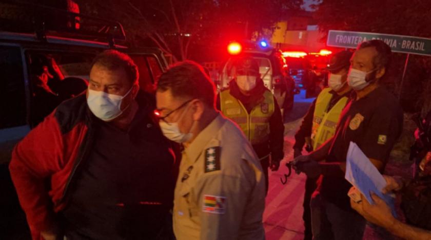 Extraditan a narco Lima Lobo a Brasil e investigarán a Alto Mando Policial de gestión de Añez