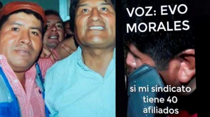 TSJ: caso audio contra Evo Morales  está en el Legislativo para definir juicio de responsabilidades