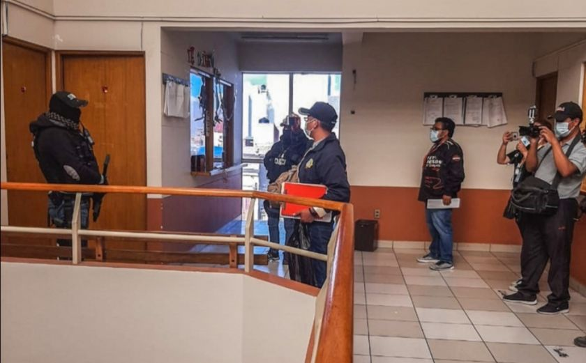 Investigan a tres jueces en Oruro por presuntos hechos de prevaricato