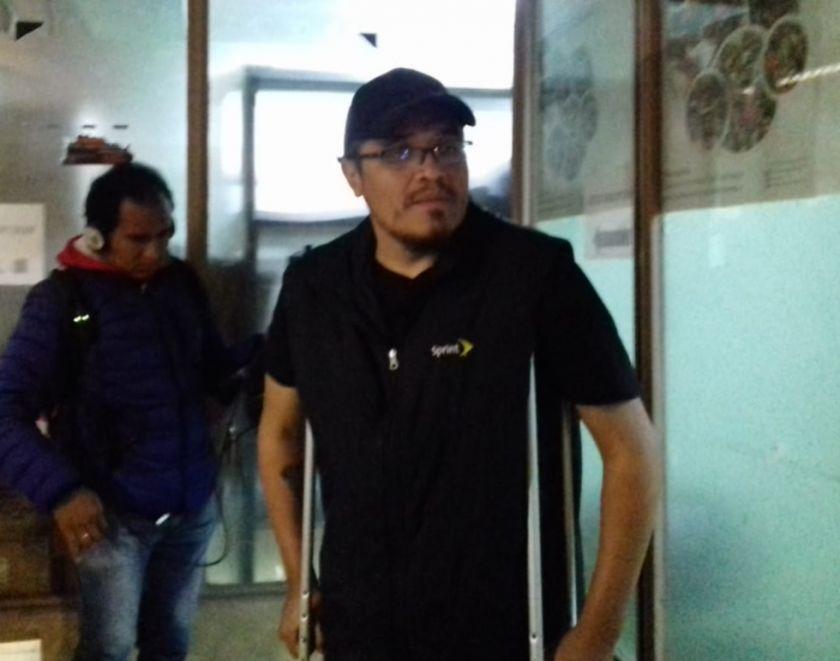 Anulan resolución que beneficiaba a Jhasmani Torrico con la detención domiciliaria