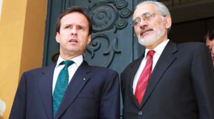 Mesa: Gobierno del MAS produjo persecución política; Quiroga: Arce se sometió a Evo Morales