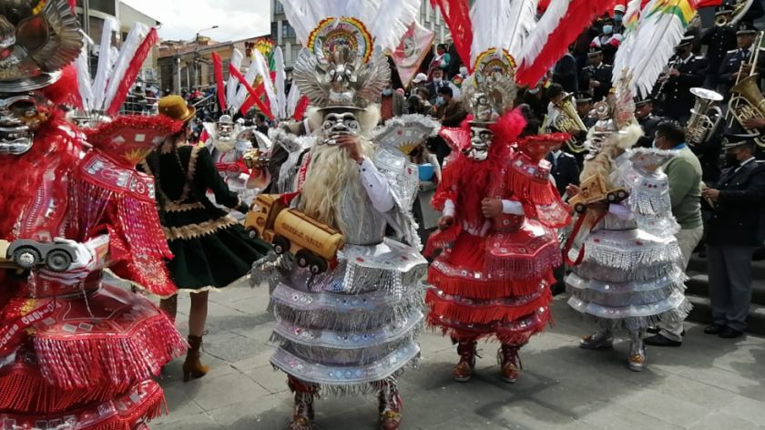 Perú responde a Bolivia y descarta que declaratoria señale el 'derecho de exclusividad' de la morenada