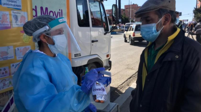 Sedes La Paz: Los contagios por Covid-19 aumentan, la gente muere y ya no hay terapias intensivas