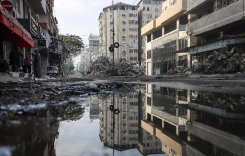 La diplomacia redobla esfuerzos para alto el fuego mientras los bombardeos siguen en Gaza