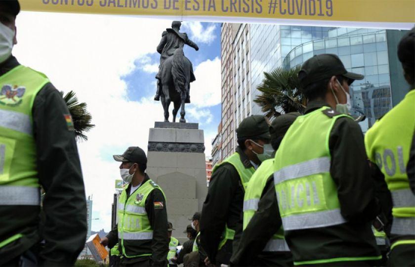 Gobierno dice que Policía no ejecutará multas ni detenciones dispuestas por municipios y gobernaciones en medidas de cuarentena rígida