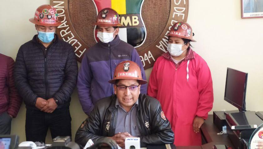 Mineros piden a jueces hacer cumplir sentencias de reincorporación laboral y advierten con medidas
