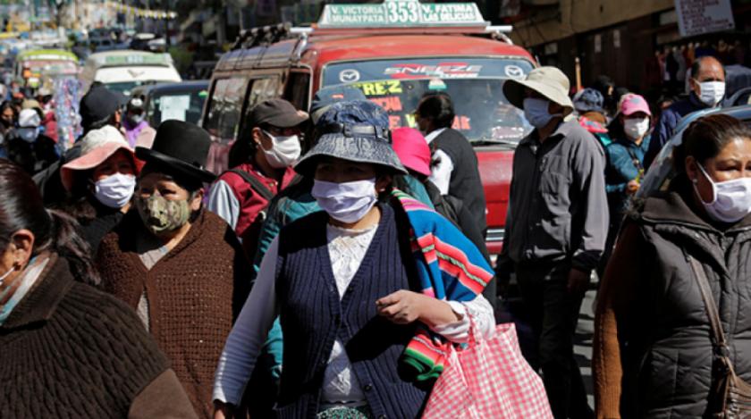 En cinco meses los casos de Covid-19 aumentaron 71% en Bolivia