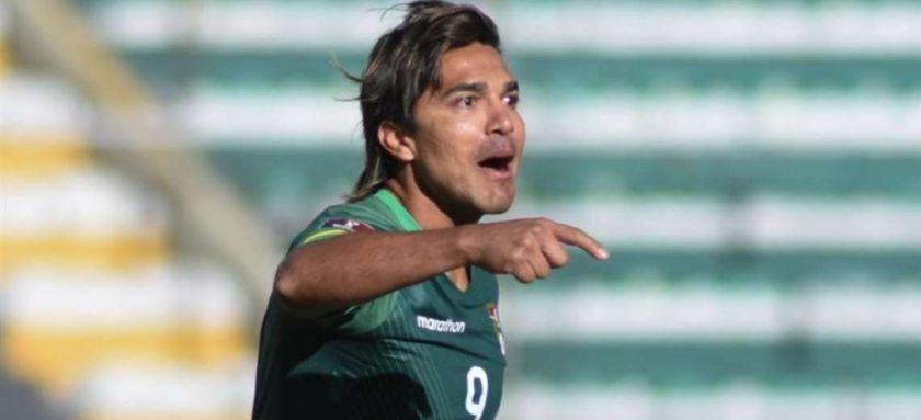 Martins se convirtió en el máximo goleador boliviano en la historia de la eliminatoria