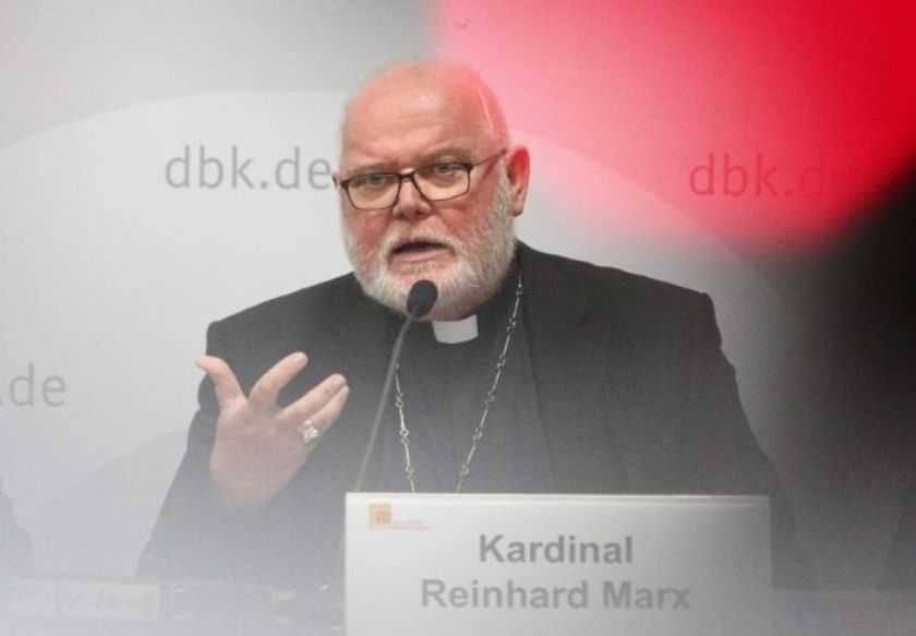 """Cardenal alemán dimite por """"fracaso"""" de la iglesia en """"la catástrofe de abusos sexuales"""""""