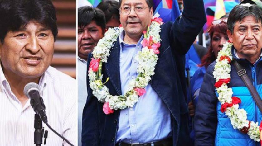 Vocero afirma que Morales concentra una tercera parte del poder en el MAS