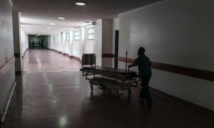 """Un """"salario de hambre"""" pero mucha vocación en un hospital de Venezuela"""