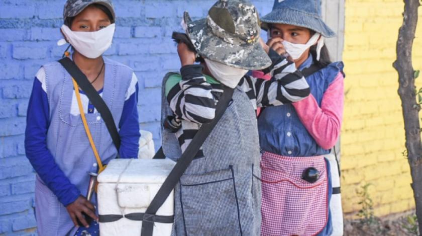 Gobierno descarta vacunar contra Covid-19 a niños y adolescentes, espera estudios