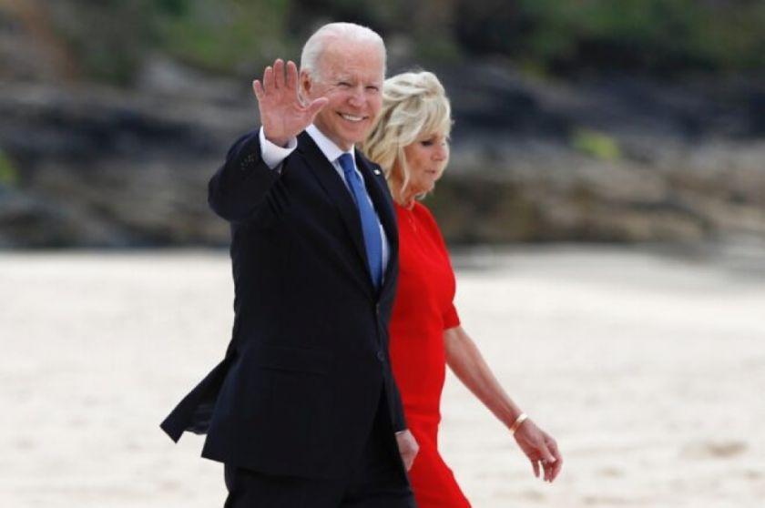 La diplomacia amable de Joe Biden, en contraste con Trump