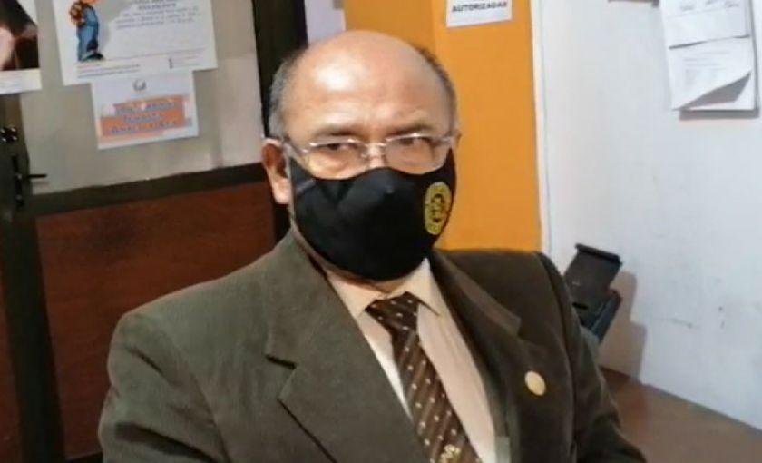 Exministro Cruz declara como testigo en casos respiradores chinos y gases lacrimógenos