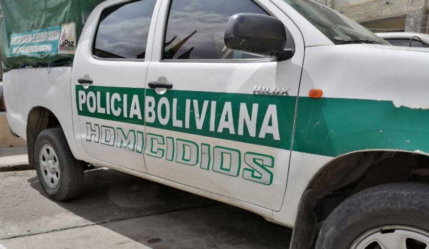 La Paz: Un hombre se quitó la vida después de perder su vehículo