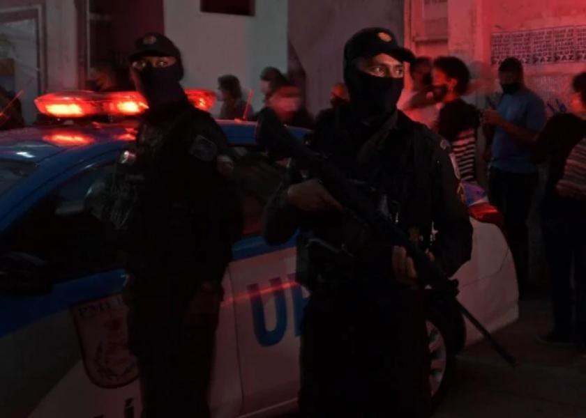 Policía brasileña mata a un jefe miliciano de Río de Janeiro