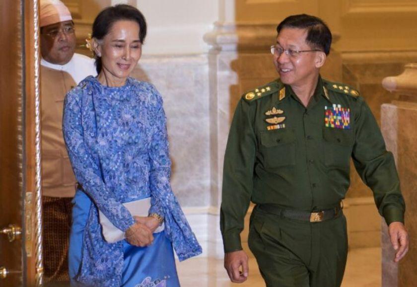 Empieza el juicio contra Aung San Suu Kyi en Birmania