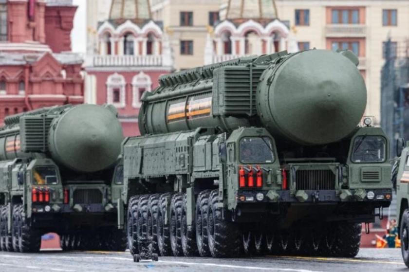 Se frena la baja de las armas nucleares en el mundo
