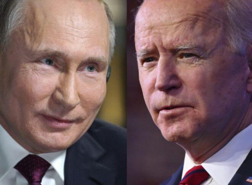 Biden-Putin : seis meses de intercambios mordaces