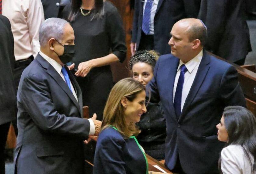 Una marcha de extrema derecha en Jerusalén Este pone a prueba al nuevo gobierno de Israel