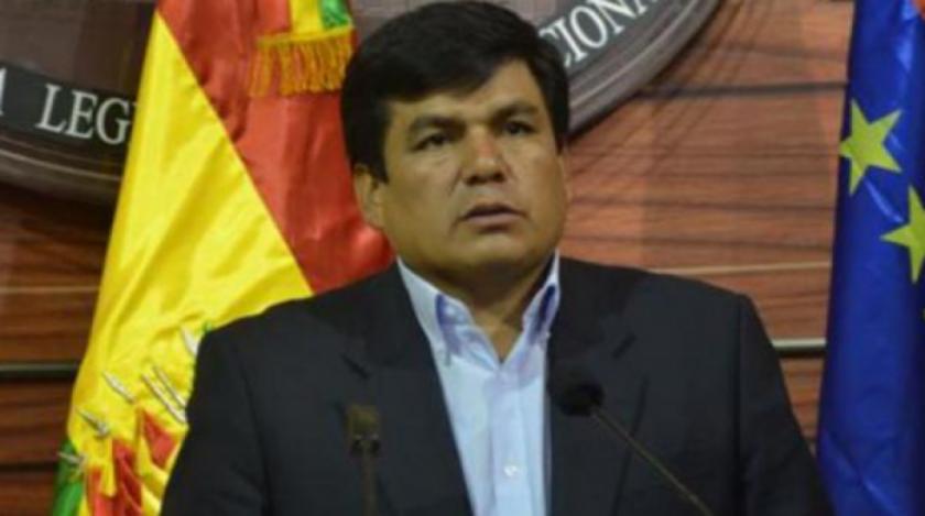 Aguilar: Evo reconoció que fue un error pedir la renuncia de legisladores y que la Asamblea devolvió la democracia al país