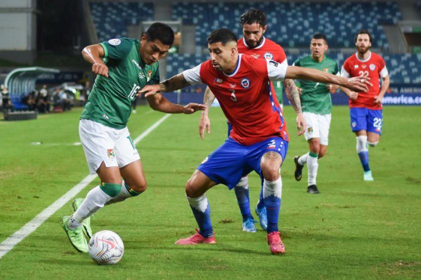 Bolivia mostró una mejor cara y vendió cara su derrota ante Chile