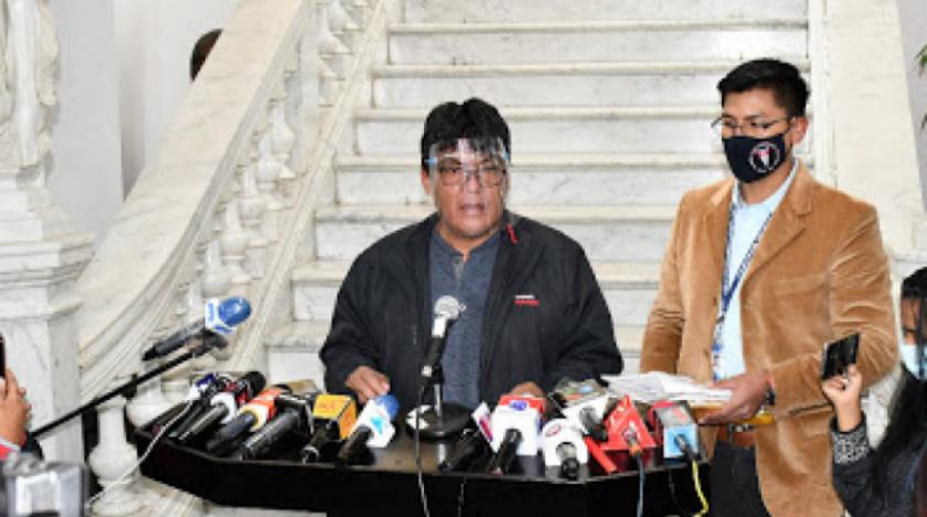 Diputado Arce: Liberación de Murillo genera dudas sobre el actuar de la justicia de EEUU
