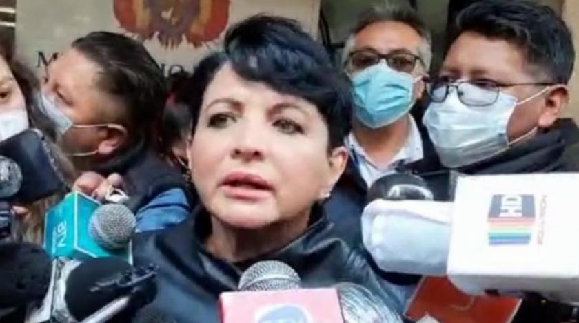 """Rivero declara en la Fiscalía y dice tener """"pruebas"""" de que no hubo vacío de poder en 2019"""