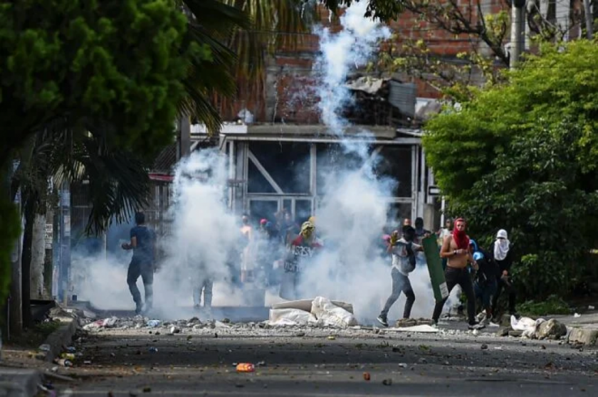 Cali, el soterrado odio de clases que destaparon las protestas en Colombia