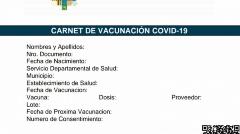 Reportan que el Ministerio de Salud elimina información de beneficiados con la vacuna anticoronavirus