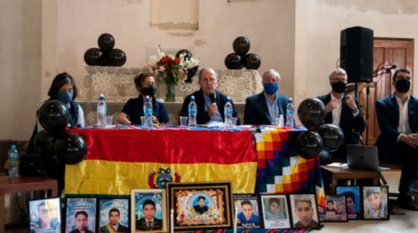 GIEI entregará al Gobierno el 10 de julio informe final sobre los conflictos de 2019